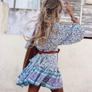 Spell & The Gypsy Dahlia Tunic Dress
